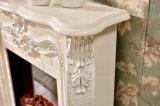 أثر قديم ينحت لون بيضاء يعيش غرفة يسخّن موقد كهربائيّة (330)