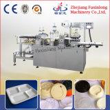 Máquina plástica automática de Thermoforming de las tapas