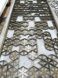 Панель стены украшения нержавеющей стали 3D