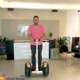 Auto-balanceamento Scooter elétrico Segurança Design Veículo a motor