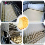 Línea de transformación superventas de las patatas fritas de la máquina del alimento de bocado