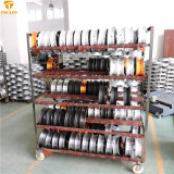 Vordere Stahlrad-Felge für Motorrad-Platte-Bremse