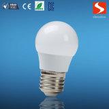 Bulbo do diodo emissor de luz de A60 E27 6400k 7W