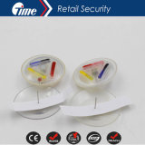 Ontime Bd3306 - Etiqueta antirrobo de la tinta de la alta calidad EAS con la etiqueta de la seguridad del almacén de ropa del Pin