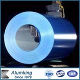 Il colore ha ricoperto ed impresso la bobina di alluminio per materiale da costruzione