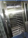 商業直立した両開きドアのステンレス鋼の保有物のキャビネット
