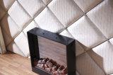 Мебель СИД дома камина MDF электрическая освещает сердечник (T-303)