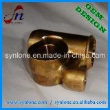Encaixe de bronze Process de forjadura e fazendo à máquina da válvula