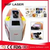 휴대용 보석 80W & 100W&200W 반점 YAG Laser 용접 기계