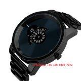人Fs473のための流行のステンレス鋼の水晶腕時計