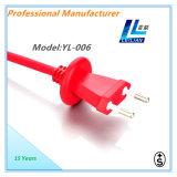 10A 250V Aanbieding van de Fabriek van het Koord van de ElektroMacht +S de Certificaat Goedgekeurde