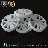 Disco di ceramica dell'alta allumina pura/disco di ceramica dell'allumina per i colpetti