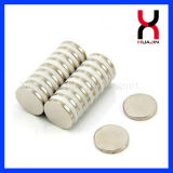 Zinc permanente starke Platten des Magnet-48h, überzogene Platten-Magneten