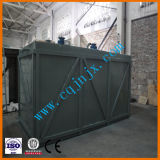 Sn500基礎オイルの黒オイルを得るセリウムによって承認される使用されたオイルのリサイクルプラントは機械をリサイクルする