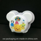 Tier gedrucktes fantastisches Belüftung-festes Blasen-Plastiktellersegment