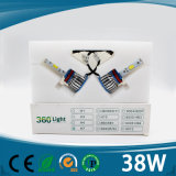 최신 인기 상품 36W 4000lm H4 LED 차 헤드라이트