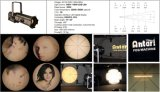 Luz de alta qualidade do estágio do perfil do diodo emissor de luz do estúdio 150W
