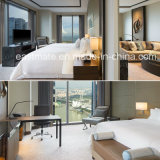 Lujo determinado del dormitorio de 8 mesones de los muebles estupendos del hotel