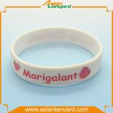 Wristband impresso de venda quente do silicone