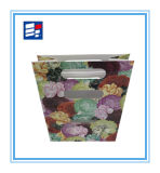 Portátil de compras de papel manejar la Bolsa de regalo