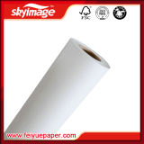 90GSM 914mm*36inch Waterproof o papel de transferência do Sublimation do rolo para a tela de matéria têxtil
