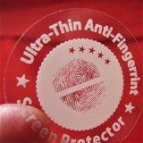 Het vinyl Venster van de Sticker van pvc van de Sticker Duidelijke klampt zich de Douane van het Overdrukplaatje vast
