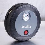Autoreifen-Luftpumpe des Verkaufsschlager-12V mit Reifen-Form