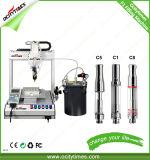 Atomizador automático del petróleo de Cbd del cáñamo/máquina de rellenar del cartucho