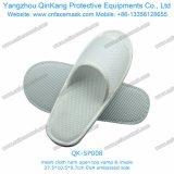 Chaussure non-tissée remplaçable - poussoir pour l'hôtel/Qk-Sp006 d'intérieur