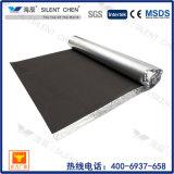 Espuma de alta densidad de EVA de la absorción sana con la película de aluminio para el suelo laminado