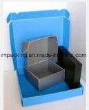 بعض حجم [بّ] [بكينغ بوإكس] مع طباعة/بلاستيكيّة مخزن محتوى صندوق [3مّ] [4مّ] [5مّ] زرقاء أسود [غري]