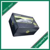 Caisse d'emballage estampée ondulée pour des pièces d'auto