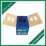 손잡이를 가진 물결 모양 액체 수송용 포장 상자를 인쇄하는 관례