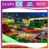 Kundenspezifische Dschungel-Thema-weiche Spiel-Unterhaltungs-Geräte (QL--090)