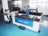 Machine de découpage de laser de fibre de promotion de P.R.C