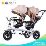 熱い販売法の安い価格の赤ん坊の三輪車は赤ん坊の三輪車を結び付ける