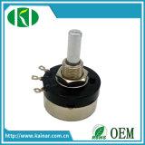 L'ohm 1.5W de Ra28 10k choisissent la résistance réglable de potentiomètre bobiné de spire