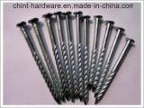1-6 de gemeenschappelijke Spijker van het Ijzer/Spijker van de Norm van ISO van de Spijker van het Staal de Materiële Gemeenschappelijke