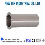 De sanitaire TriKlem laste lang de Montage van het Roestvrij staal van de Metalen kap