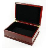 Большая коробка ювелирных изделий Mens Rosewood открытая