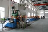 Tipos sólidos rodillo del canal del acero inoxidable de la bandeja de cable que forma el fabricante Irán de la máquina de la producción