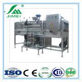 Esterilizador que pinta (con vaporizador) continuo automático del acero inoxidable de la tecnología de la alta calidad