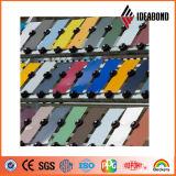 Plaque matérielle de couleur de façade d'intérieur de polyester (AE-32K)