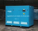 Смазанный низким давлением электрический компрессор воздуха винта VSD (KD55L-5/INV)