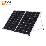 200W Monocrystaline Silicon Folding camera Solar Panel with Adjustable Bracket