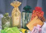Saco da embalagem do saco de corda do desenho de Organza dos doces da jóia do presente de casamento