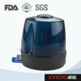 Válvula sanitária da diversão do fluxo do aço inoxidável (JN-FDV3001)