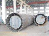 시멘트, 석탄, 나무, 모래, 광석, 톱밥을%s 직업적인 회전하는 드럼 건조기