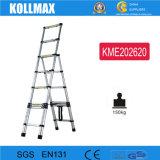 En131 Ladder van de Uitbreiding van de Stap van de Combinatie van het Aluminium de Lichtgewicht Telescopische