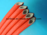 Vetroresina della gomma di silicone che collega fibra con un manicotto interna ed esterna